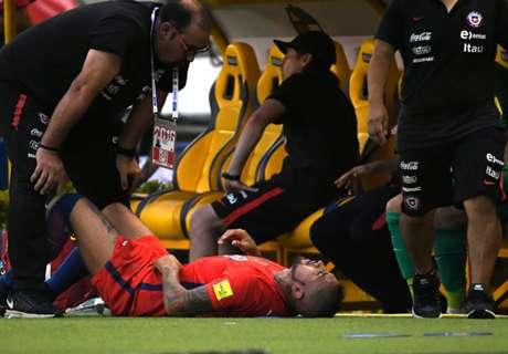 FCB: Entwarnung bei verletztem Vidal