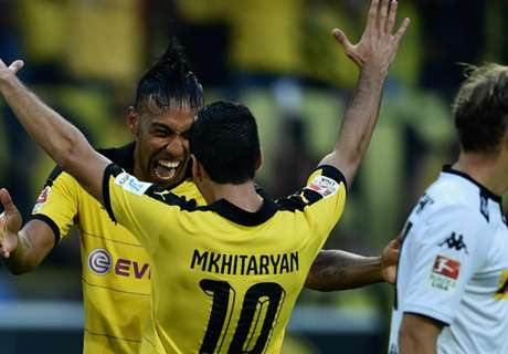 EL, playoff: clamorosa rimonta Borussia