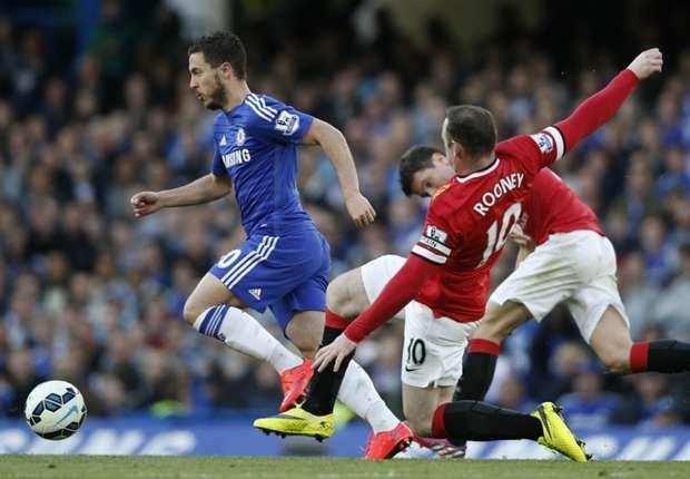 Wayne Rooney Vs Eden Hazard In Liga Spielen erzielte Hazard l bislang Tore und gab neun