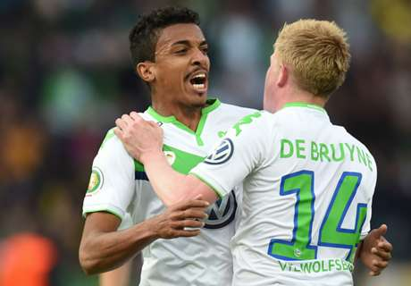 Wolfsburg Kampiun Piala Jerman
