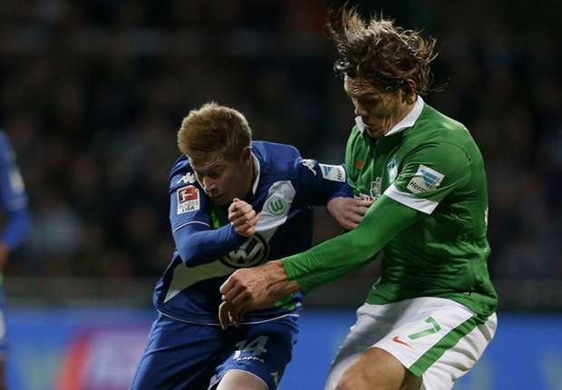 Kevin de Bruyne (l.) bereitete drei Treffer der Wölfe vor