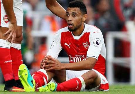 Arsenals Coquelin droht langer Ausfall