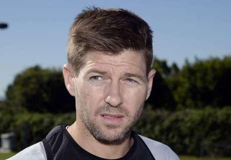 Gerrard pede emprego ao Liverpool