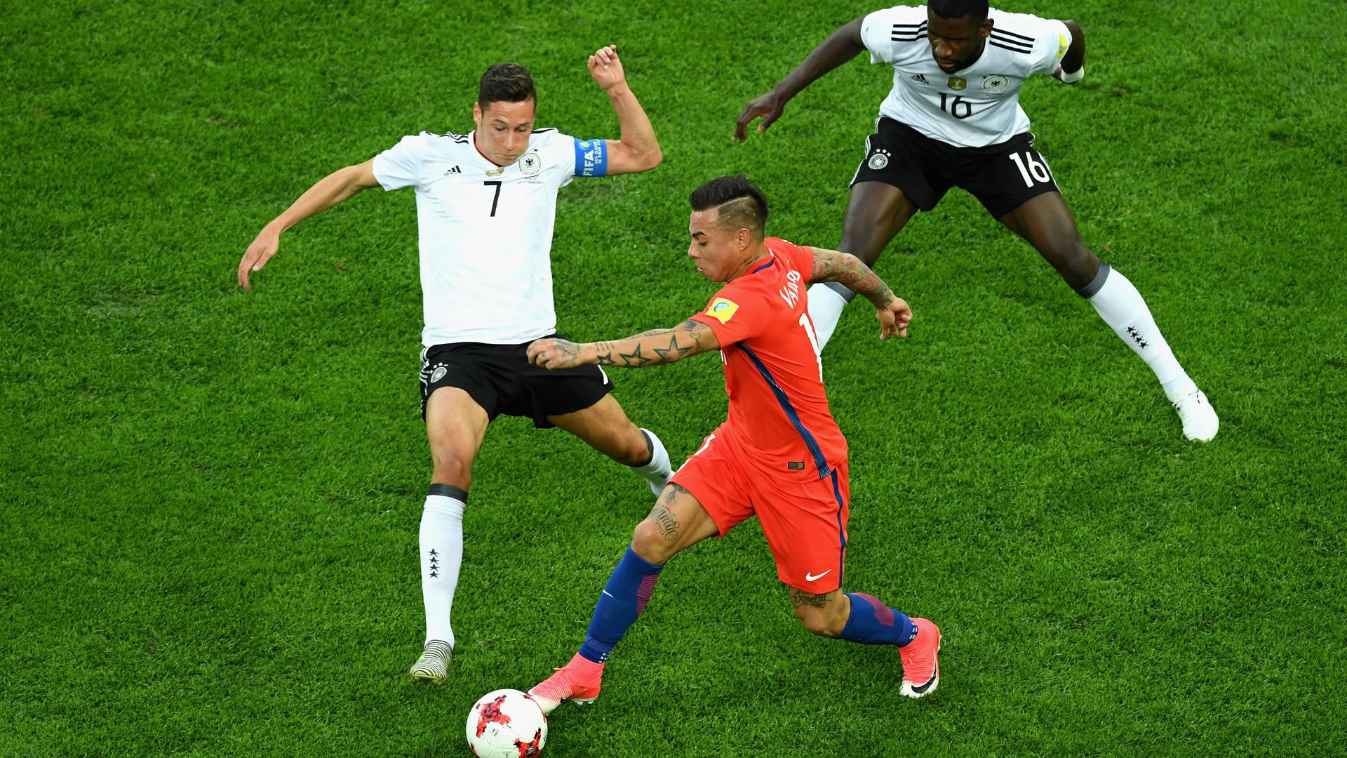Draxler eleito melhor jogador da Taça das Confederações