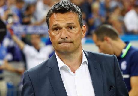 Schalke-Krise: Heidel platzt der Kragen