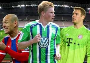 Fußballer des Jahres alias gelar Pesepakbola Terbaik Jerman 2014/15 telah diumumkan dengan Kevin De Bruyne muncul sebagai pemenang.<br /><br />Anugerah ini ditentukan berdasarkan pemungutan suara jurnalis sepakbola Jerman, dan diperuntukkan bagi para p...