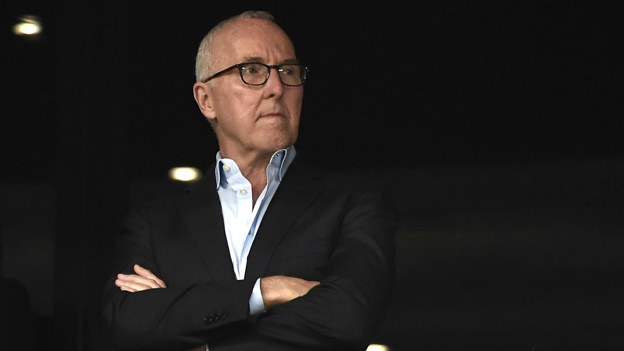 Marseille - Frank McCourt conforte Jacques-Henri Eyraud et Andoni Zubizarreta à leurs postes