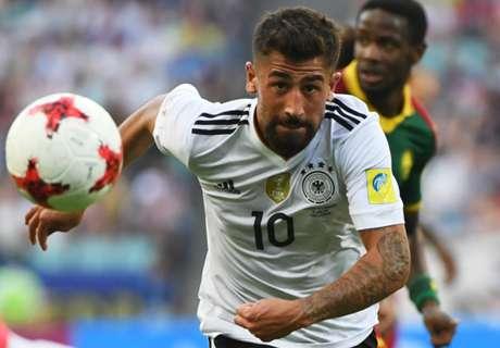 Germania-Camerun 3-1: Tedeschi leader