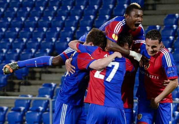 Der FC Basel konnte im Geisterspiel dreifach jubeln