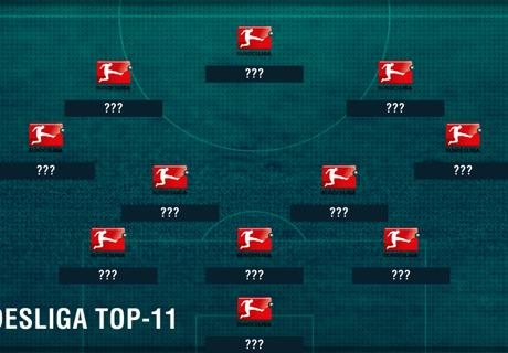 Top-11: Geballte Bullen-Power