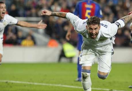Sergio Ramos rettet Real Madrid