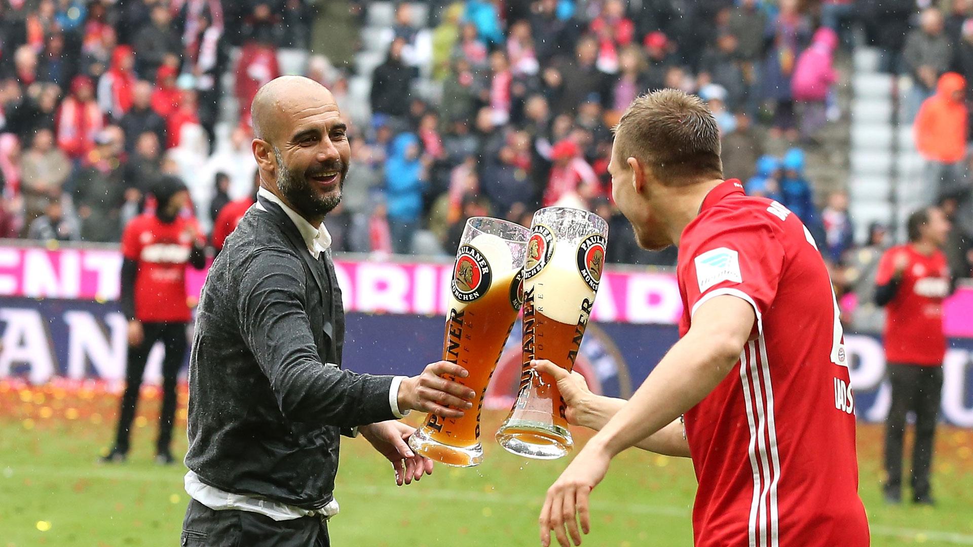 Bayern Monaco, Guardiola: