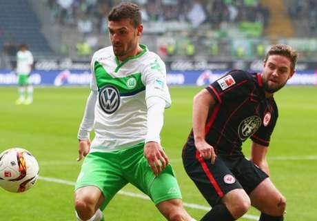 Francfort-Wolfsburg 3-2, résumé