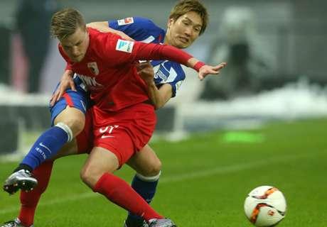Hertha & Leverkusen Gagal Petik Poin Penuh