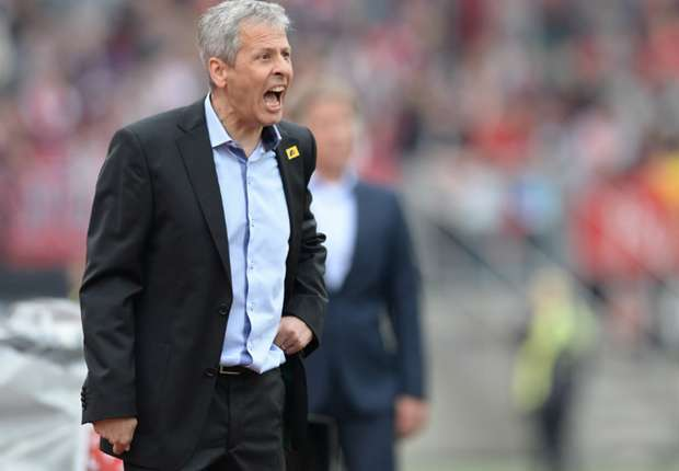 Will den ersten Heimsieg gegen Stuttgart seit 2005: Lucien Favre