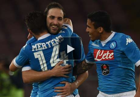 Best of Higuain: Die Tormaschine
