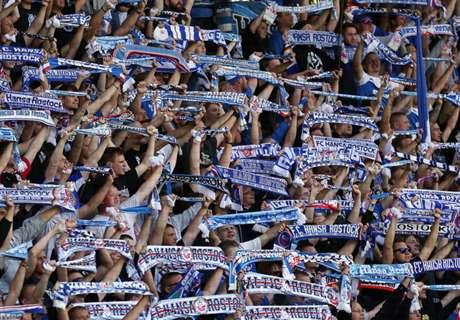 3. Liga: Rostock verliert Kellerduell