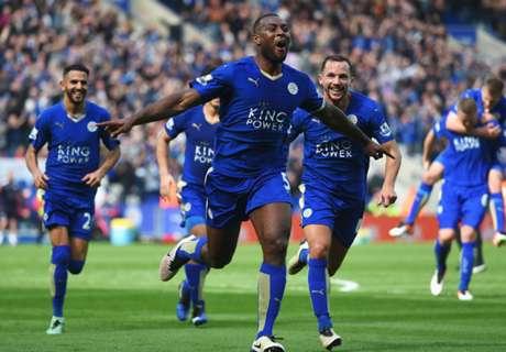 EPL: Matchball für Leicester