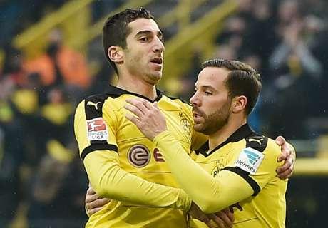 REPORT: Dortmund 1-0 Hannover