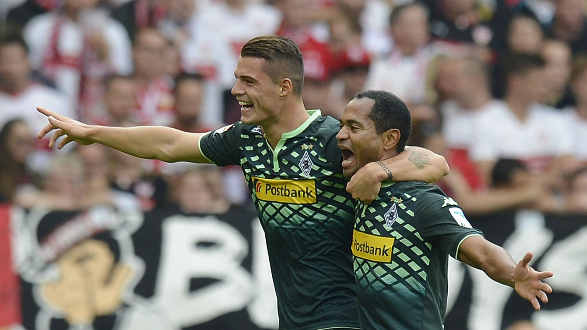 Video: Stuttgart vs Borussia M gladbach
