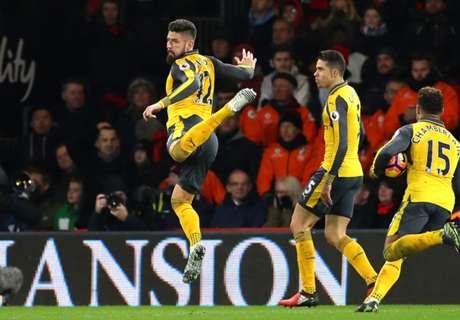 Is Arsenal een echte hoogvlieger?
