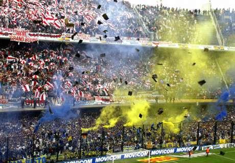 Fußball-Krieg in Buenos Aires