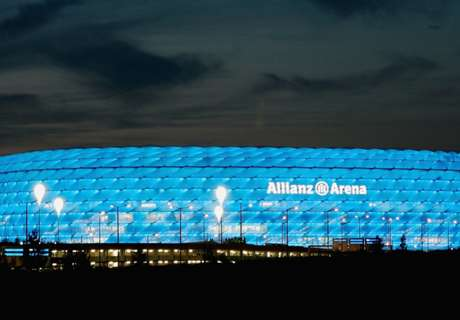 Bayern Usir TSV 1860 Munich Dari Allianz Arena