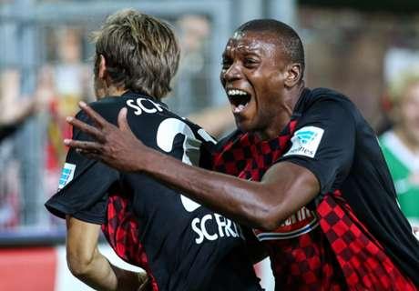 2. Liga: Freiburg verlängert mit Guede