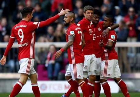 Che regalo per Ancelotti: 8-0 Bayern