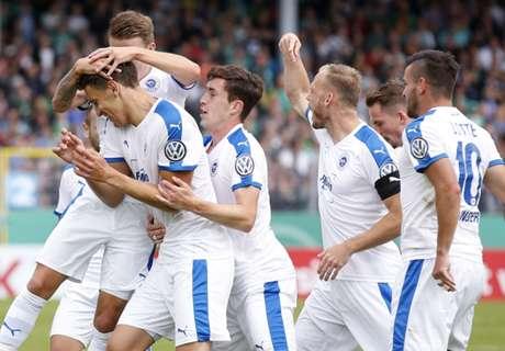 3. Liga: Lotte bleibt Tabellenführer