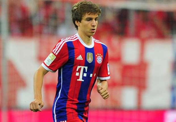 Mit 17 zum Debüt für den FC Bayern: Gianluca Gaudino