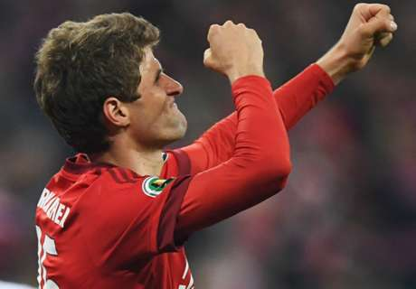 RATINGS: Muller & Lahm lead Bayern