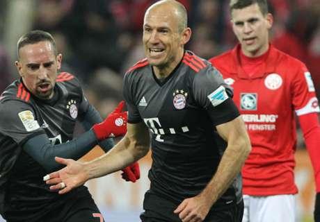 LIVE: Bayern mit Führung in die Pause