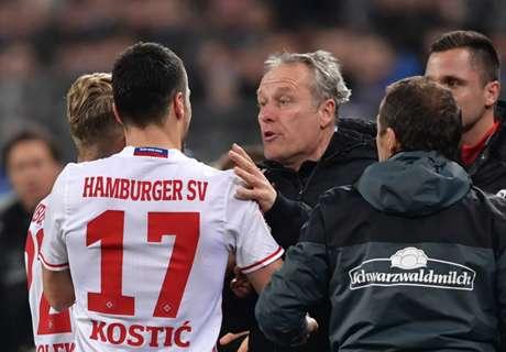 Analyse: Hunt vergibt HSV-Sieg
