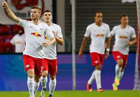 Gol Telat Buyarkan Pesta RB Leipzig