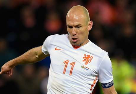 Pays-Bas, Robben a pensé à la retraite internationale
