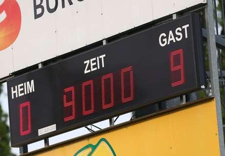 Austria Wien zerlegt neun Mattersburger