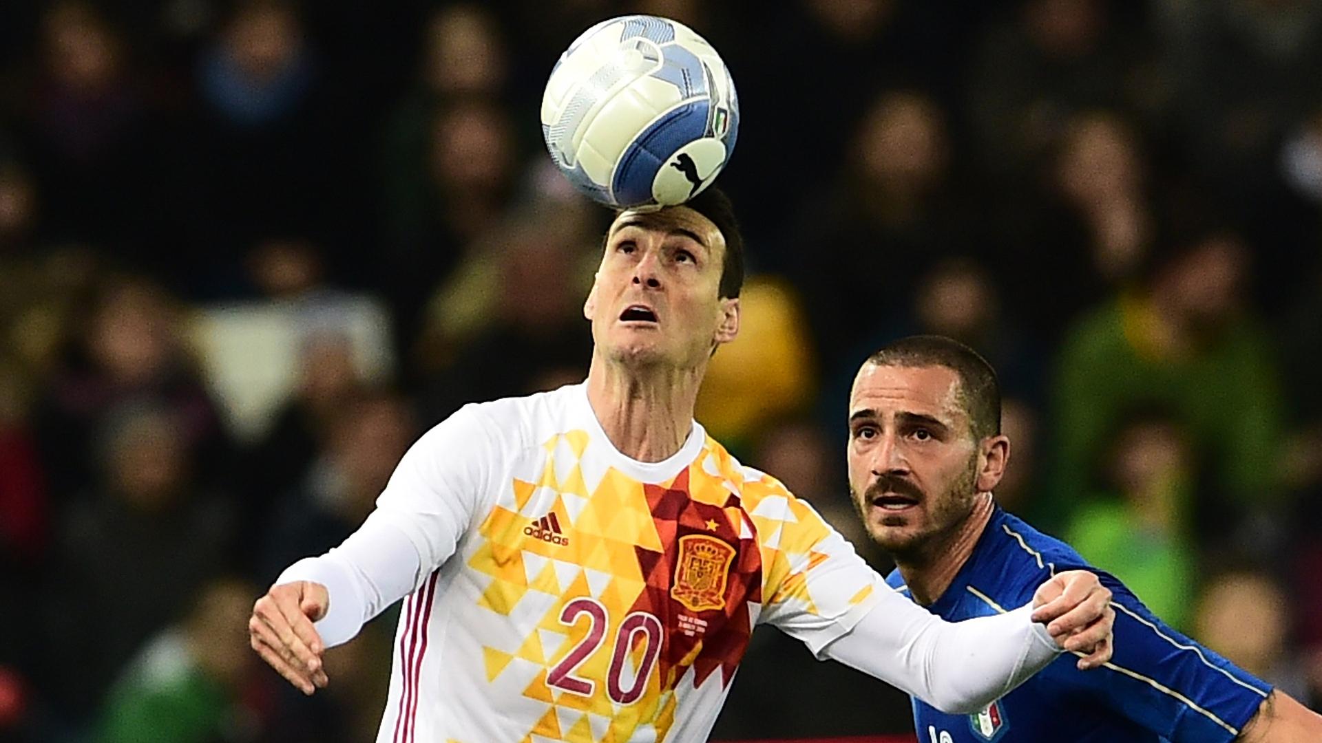 Italy 1 1 Spain Aduriz on tar as Azzurri are held Spain 24