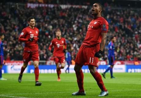 El Bayern recibe al duro Hertha