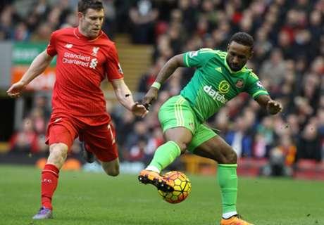 Defoe Petaka Bagi Liverpool