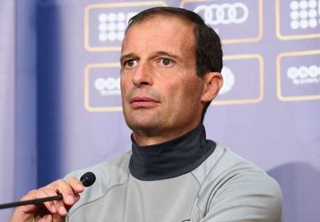 Juventus-Coach Allegri warnt Spieler