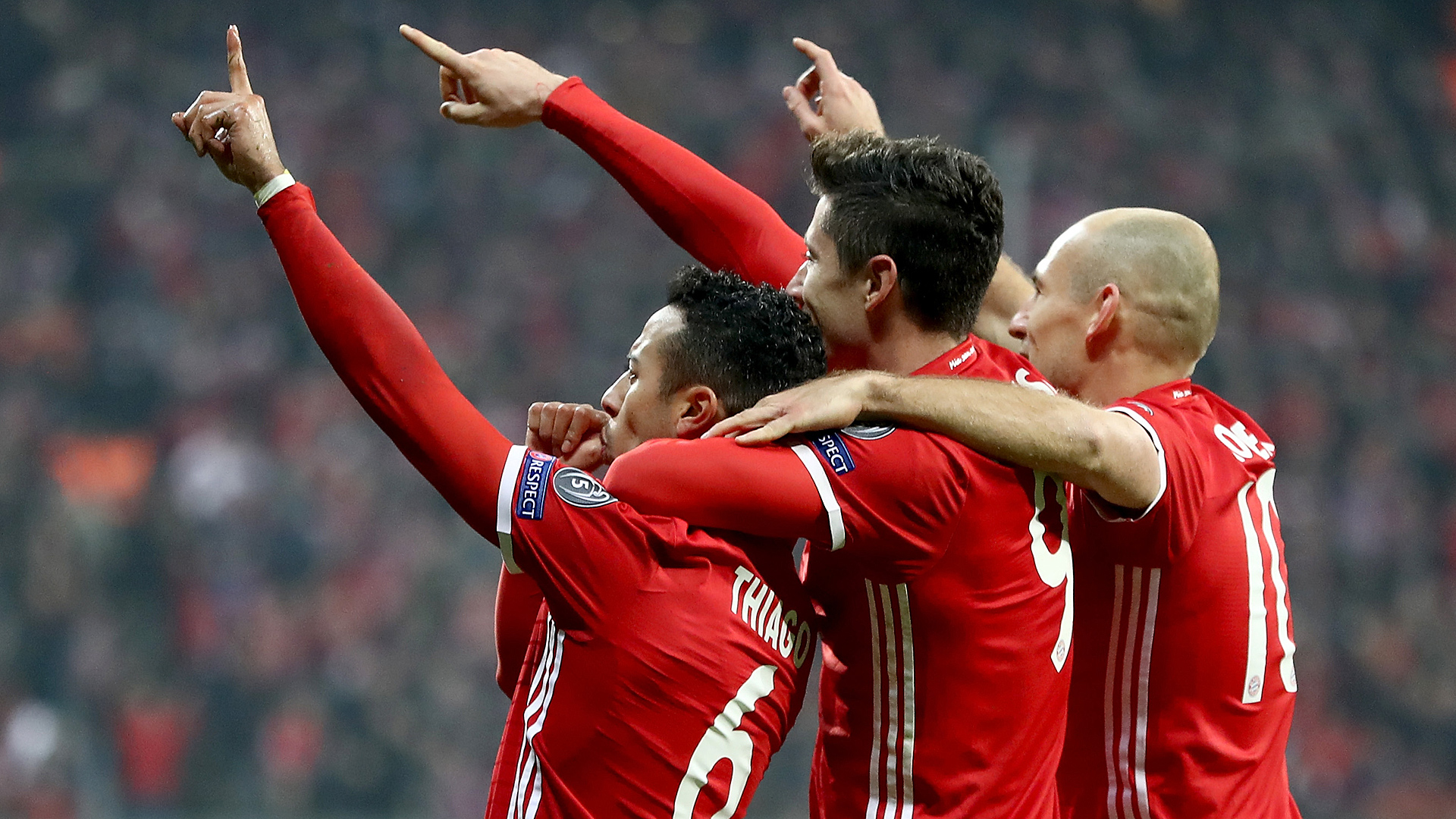 Bayern empfängt Arsenal ohne Boateng und Ribery