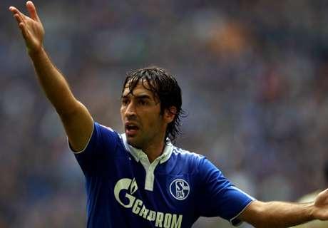 EL: Raul über ManUnited und Schalke
