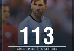Nach der neuerlichen Final-Niederlage bei der Copa America hat Lionel Messi seine Karriere in der argentinischen Landesauswahl überraschenderweise beendet. Goal blickt aus diesem Anlass zurück - auf jedes der 113 Spiele, die Messi für die Albiceleste a...