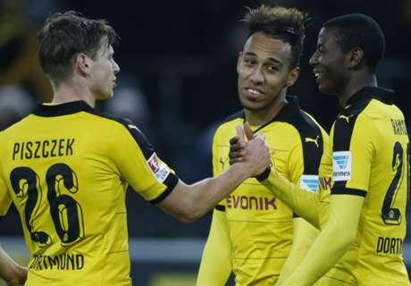 Augsbourg - Dortmund 0-2, résumé du match