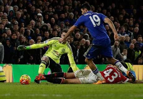 Man United Urung Tekuk Chelsea