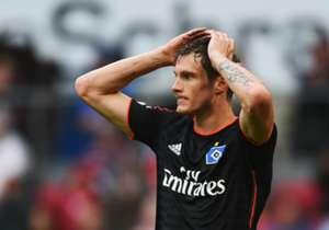 Marcel Jansen fehlt dem HSV gegen Karlsruhe
