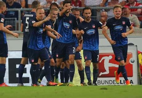 2. Liga: Heidenheim feiert gegen Union