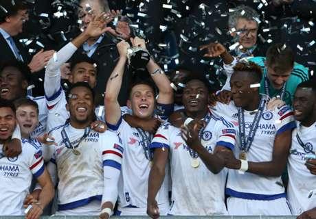Die Stars der UEFA Youth League