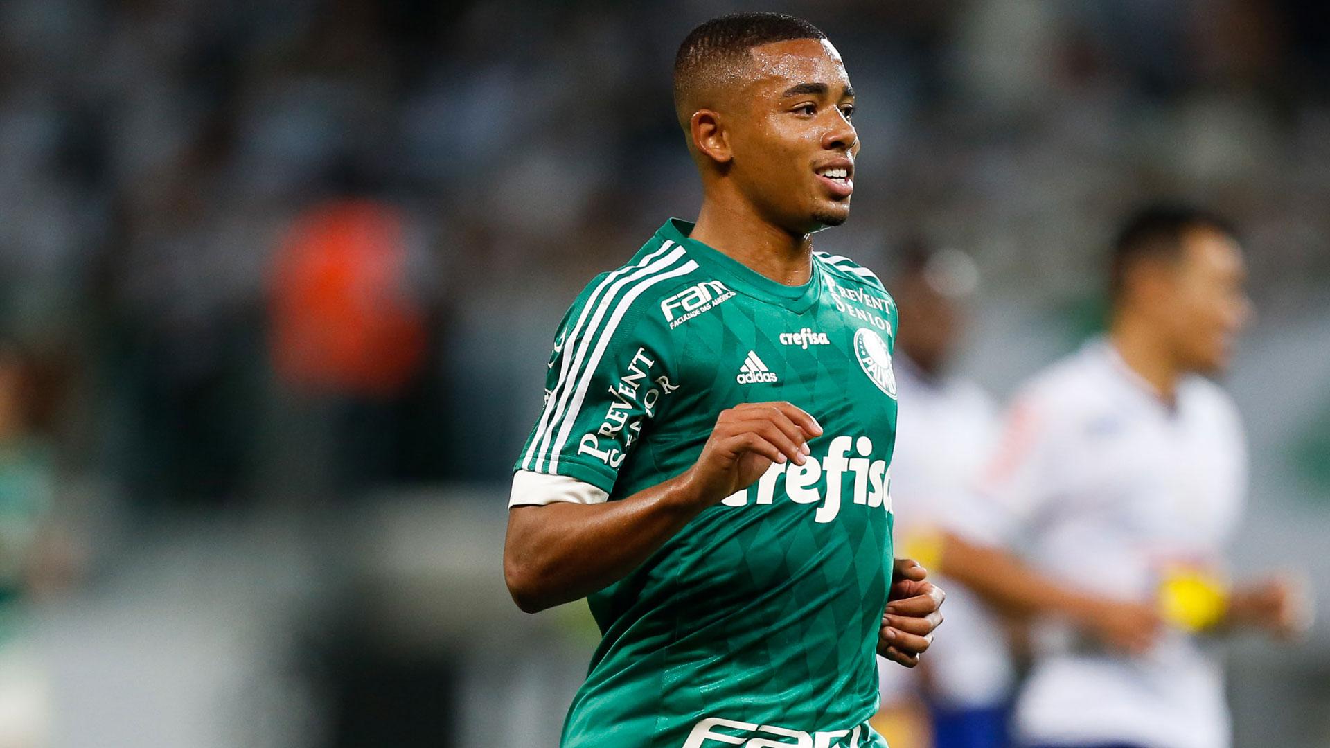 Palmeiras Cuca on Gabriel Jesus and Brazil Goal